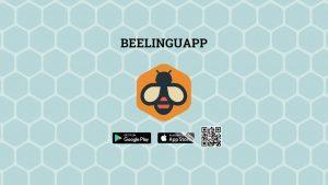 Beelingapp Application pour apprendre l'anglais
