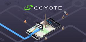 Coyoye, application trajet voiture
