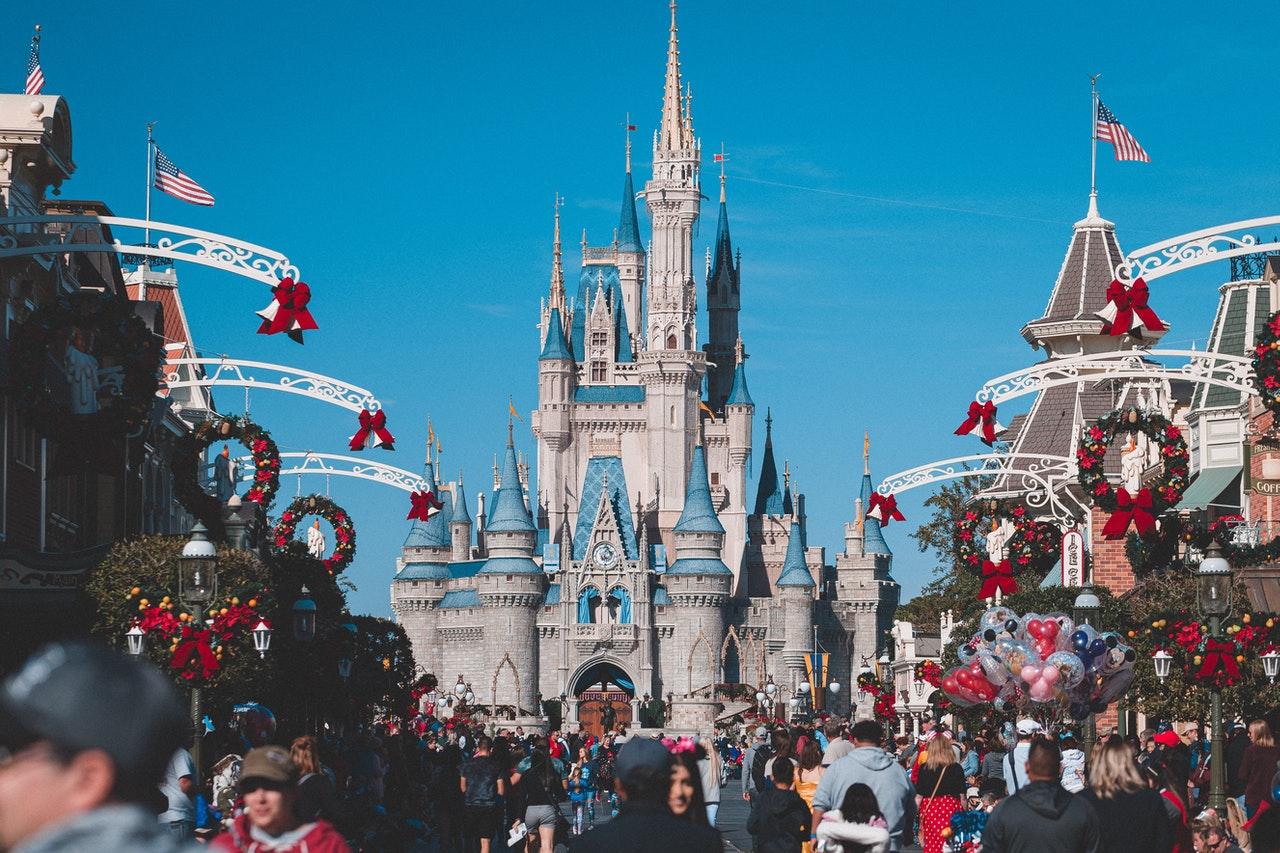 Château du parc Disneyland Paris