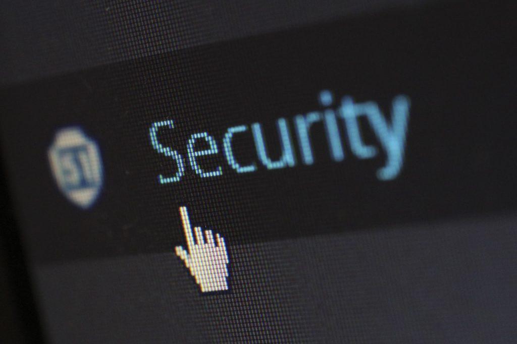Indication d'un site sécurisé dans la barre de recherche sur internet