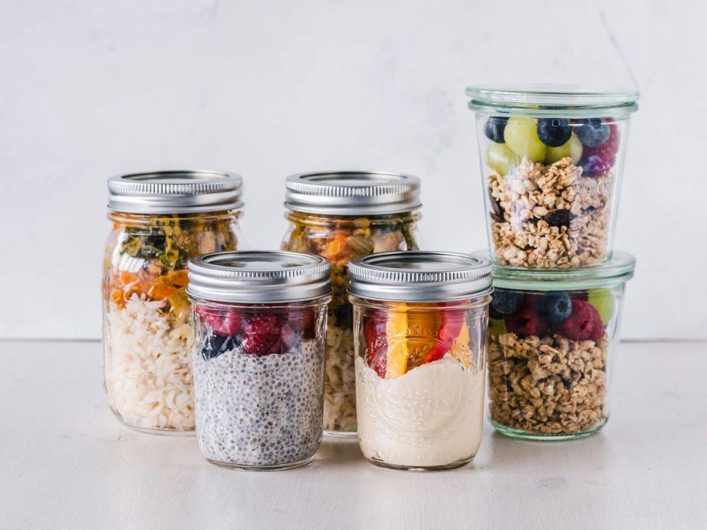 Boîte de conservation alimentation reste nourriture